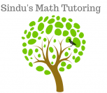 Sindu's Math Tutoring